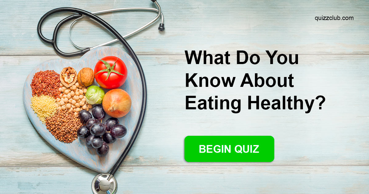 Do I Have A Healthy Relationship With Food Quiz