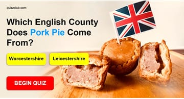 knowledge Quiz Test: Which English County Does This Food Come From?