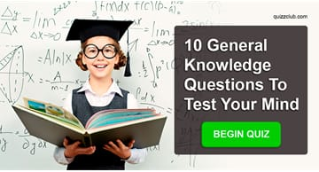 IQ Quiz Test: 10 General Knowledge Questions To Test Your Mind
