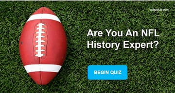 Sport Quiz Test: Are You an NFL History Expert?