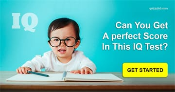IQ Quiz Test: Can You Get A Perfect Score In 10-Question IQ Test?