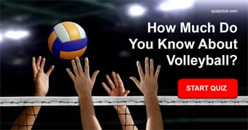 Sport Quiz Test: How much do you know about volleyball?