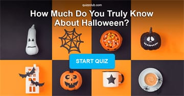 funny Quiz Test: How Much Do You Truly Know About Halloween?
