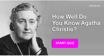 Movies & TV Quiz Test: How well do you know Agatha Christie?