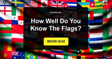 Geography Quiz Test: How Well Do You Know The Flags?