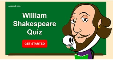 knowledge Quiz Test: William Shakespeare Quiz
