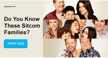 Movies & TV Quiz Test: Can you name the TV sitcom families from just their first names?