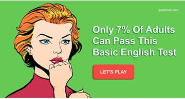language Quiz Test: Only 7% Of Adults Can Pass This Basic English Test