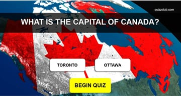 Geography Quiz Test: Only People With A PhD Know The Capitals Of These 27 Countries