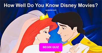 Movies & TV Quiz Test: This Yes or No Quiz Will Reveal Whether You Truly Know Disney's Movies