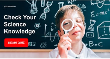 Science Quiz Test: Are You Better At Science Than A Sixth Grader?