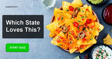funny Quiz Test: Can You Match The U.S. State To Its Signature Dish?