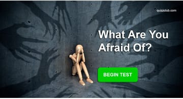funny Quiz Test: Can You Name These Phobias?