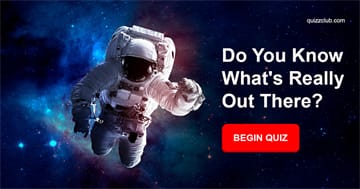 Science Quiz Test: Can You Pass This NASA Space Quiz?