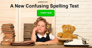 language Quiz Test: No One Can Pass This Confusing Spelling Test On The First Try