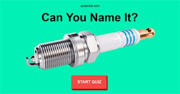 knowledge Quiz Test: Can You Name 10 Basic Car Parts?
