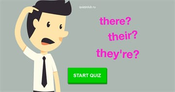 """language Quiz Test: Can You Pass This """"Their, There, They're"""" Quiz?"""