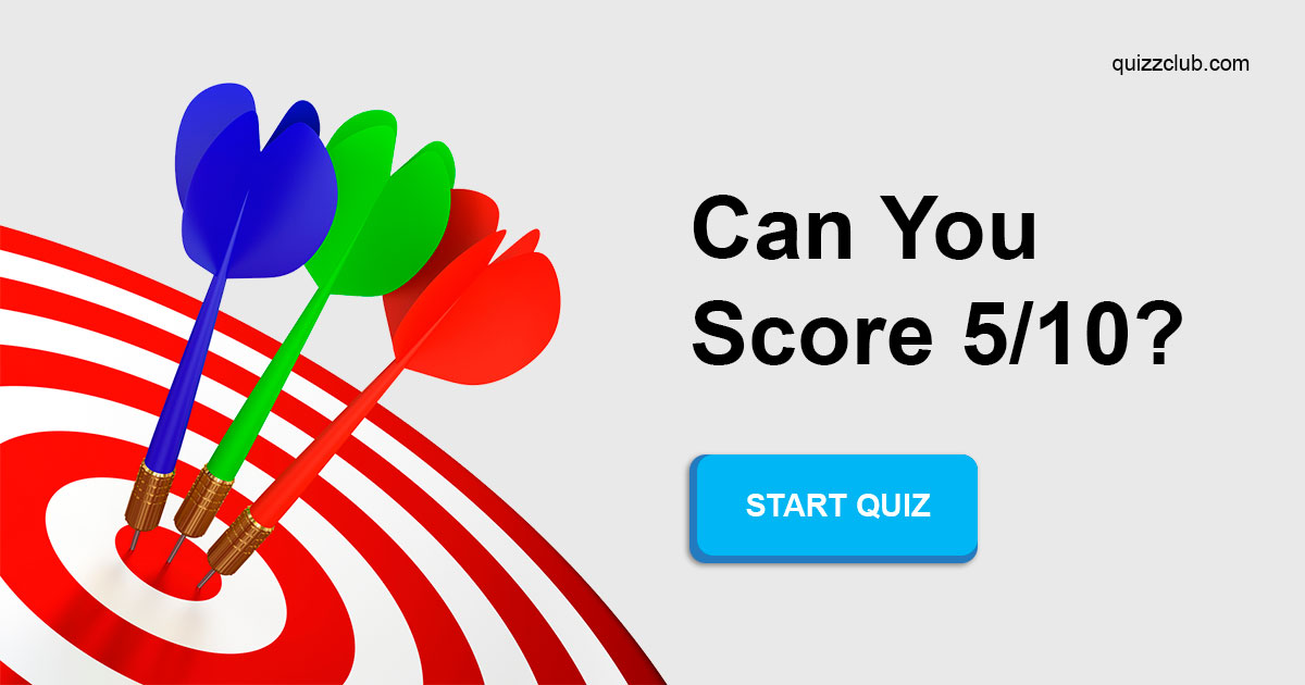 Try These Tricky Riddles! | Trivia Quiz | QuizzClub