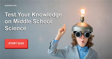 knowledge Quiz Test: Test Your Knowledge on Middle School Science