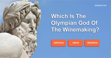 History Quiz Test: Can You Name These Greek Gods and Goddesses?
