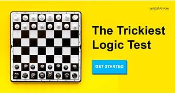 IQ Quiz Test: Can You Score 5/6 In The Trickiest Logic Drill?