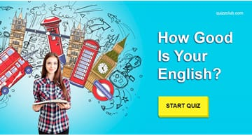 language Quiz Test: How good is your English?