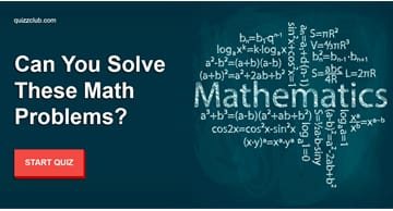 knowledge Quiz Test: Solve These Tricky Math Problems!