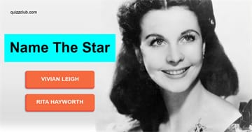 Movies & TV Quiz Test: Can You Identify These Classic Movie Stars?