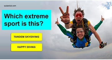 Sport Quiz Test: Can You Pass This Extreme Sports Quiz?