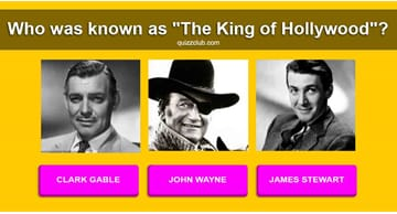 Movies & TV Quiz Test: How Much Do You Know About Old Hollywood?