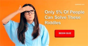 IQ Quiz Test: Only 5% of People Can Solve These Riddles