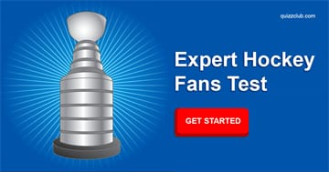 Sport Quiz Test: Only Expert Hockey Fans Can Pass This Stanley Cup Trivia