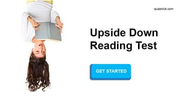 language Quiz Test: Try To Pass This Upside Down Reading Test