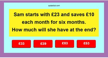 Science Quiz Test: Can you pass this maths quiz aimed at school children?