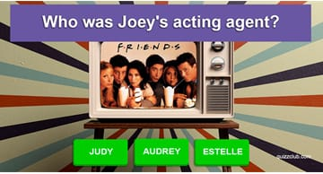 Movies & TV Quiz Test: Can you remember the names of these minor characters from Friends?