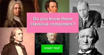 Culture Quiz Test: Can you get 14/16 in this cartoon composers quiz?