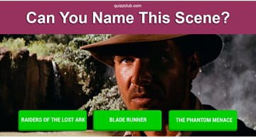 Movies & TV Quiz Test: Can You Name These Famous Opening Scenes?