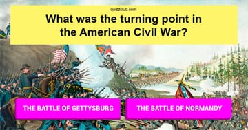 History Quiz Test: Can You Pass This Basic Test About American Politics And History?
