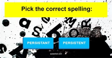 language Quiz Test: Can You Ace The World's Hardest Spelling Test?