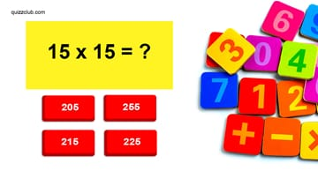Science Quiz Test: Can You Pass This Tricky Math Quiz Without Grabbing A Calculator?