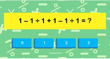 Science Quiz Test: Can You Score 5/10 In This High School Math Quiz?