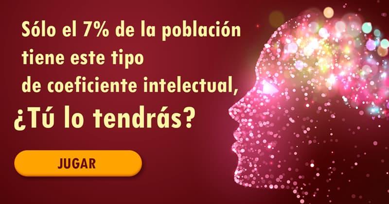Personalidad Quiz Test: Sólo el 7% de la población tiene este tipo de coeficiente intelectual, ¿Tú lo tendrás?