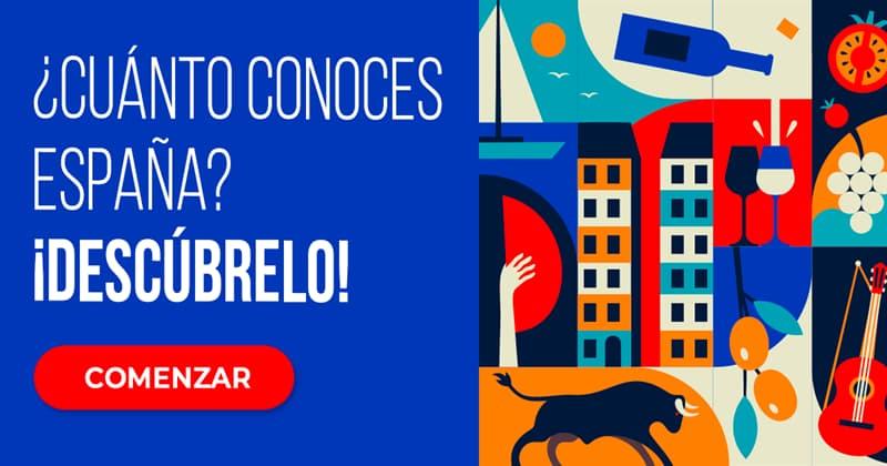 Geografía Quiz Test: ¿Cuánto conoces España? ¡Descúbrelo!