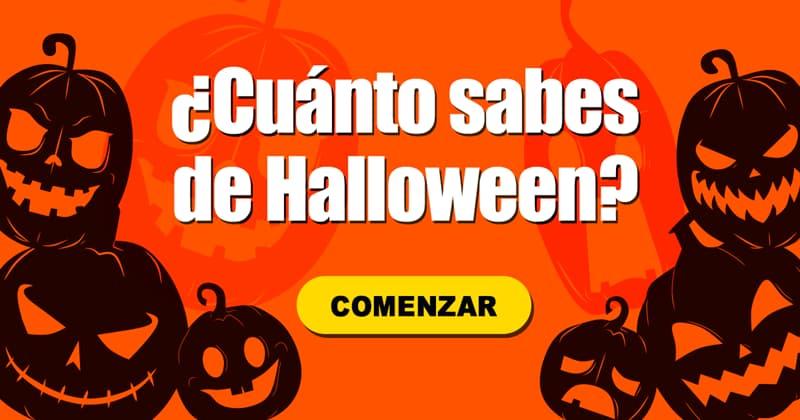 Historia Quiz Test: ¿Cuánto sabes de Halloween?