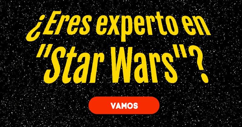 """Películas y TV Quiz Test: ¿Eres experto en """"Star Wars""""?"""