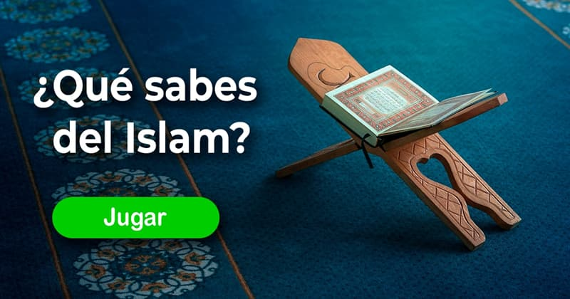 Cultura Quiz Test: ¿Qué sabes del Islam?