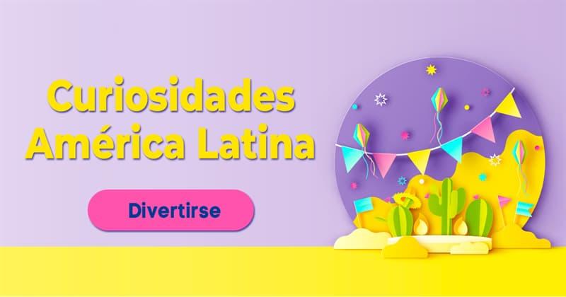 Geografía Quiz Test: Curiosidades América Latina