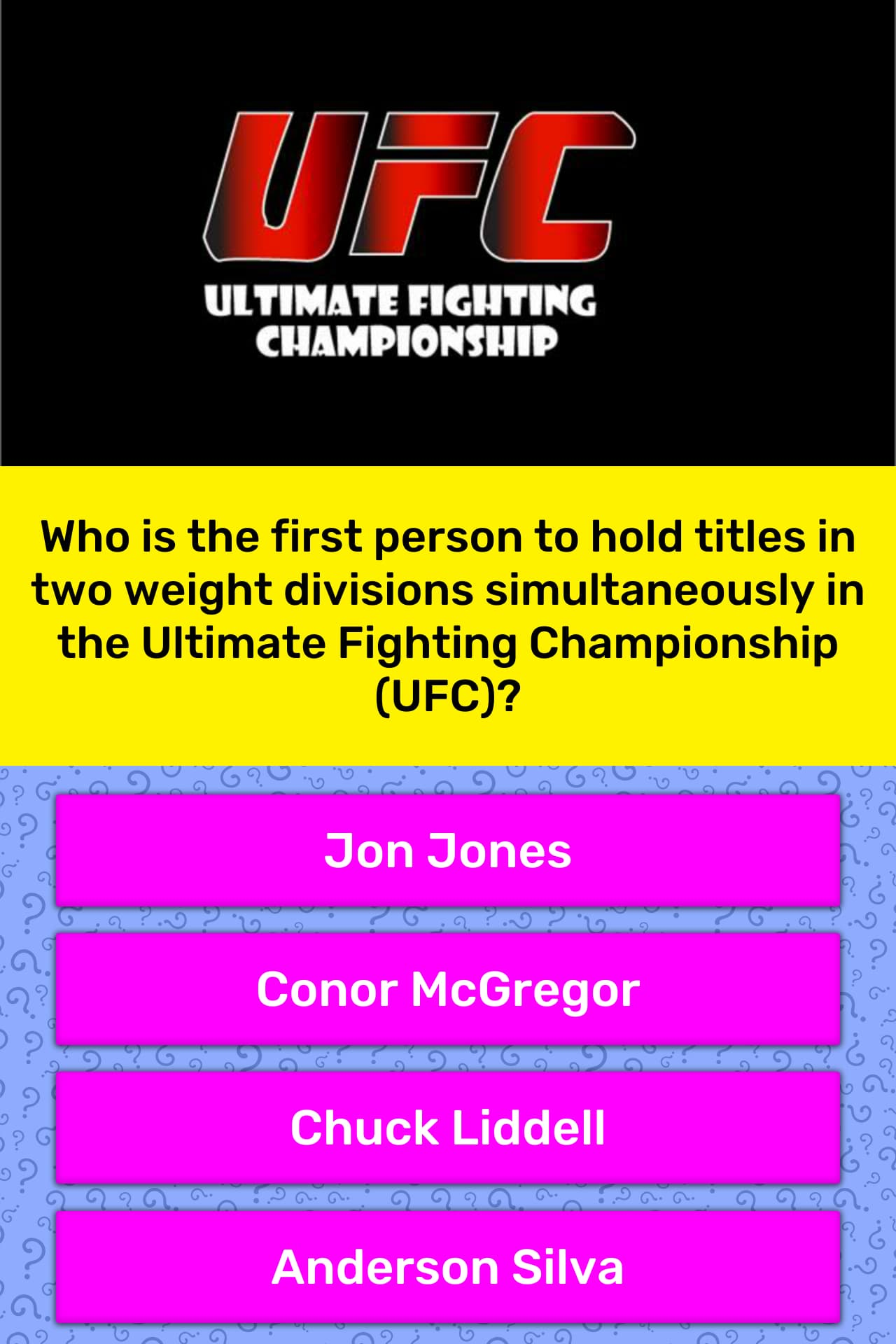 Who Is The First Person To Hold Trivia Answers Quizzclub