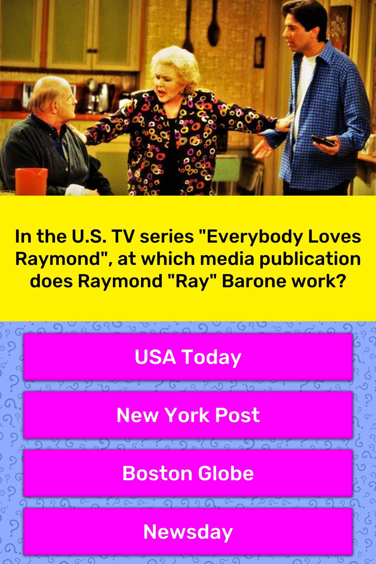 In the U S  TV series