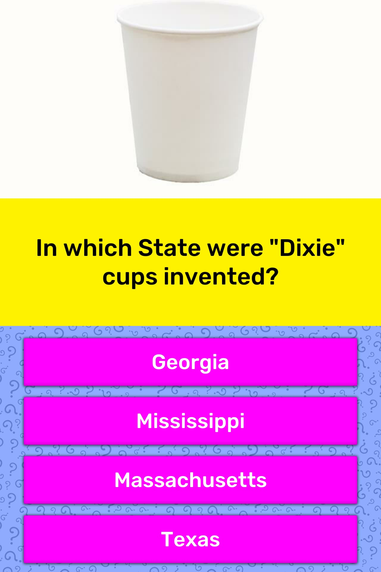 In which State were